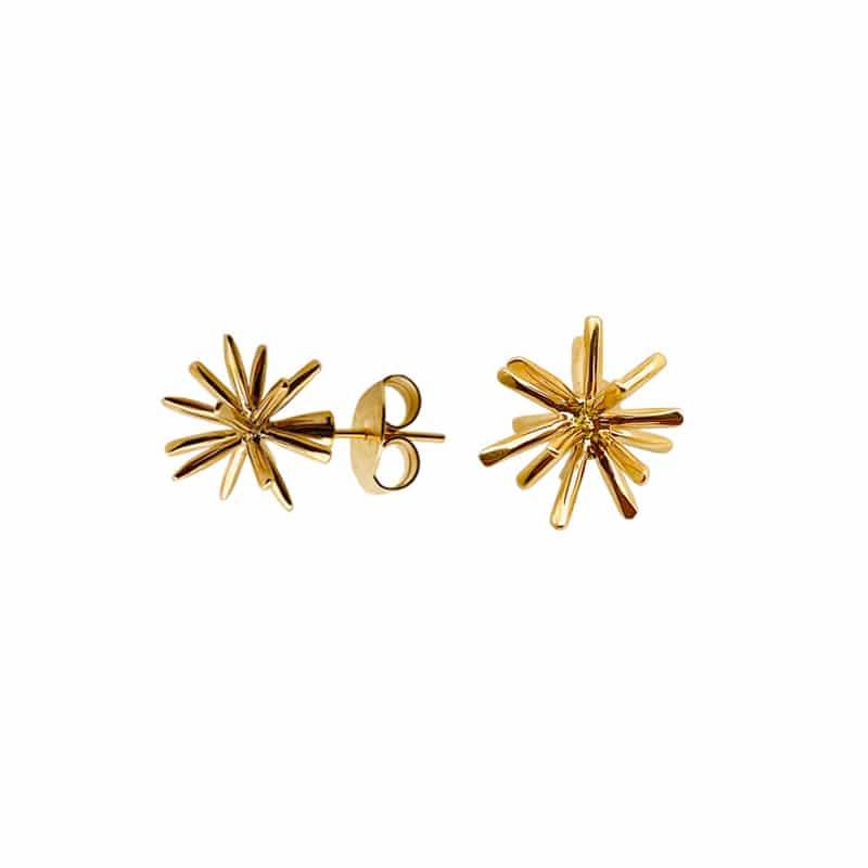 Pingente estrela de ouro