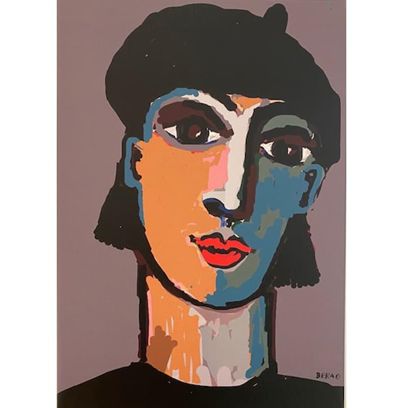 «Pasión por la Cara», pintura digital